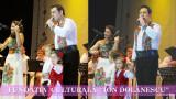 Ionut si Doinita Dolanescu in concertul M-am nascut langa Carpati