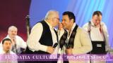 Tiberiu Ceia si Ionut Dolanescu in concert la Festivalul National Ion Dolanescu