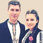 Giulia si Ilie Medrea